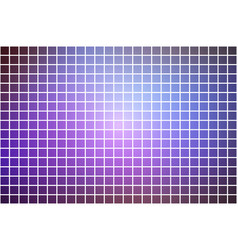 Purple lilac pink square mosaic background over vector