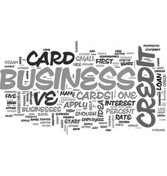 Apply for a business credit card online the vector