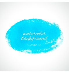 background with splash watercolor element vector image