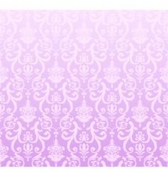 pink wallpaper pattern vector image