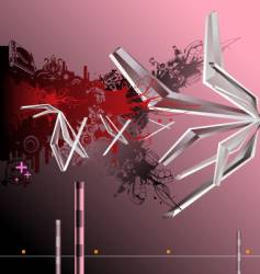design backgrounds vector image vector image