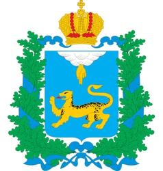 Pskov oblast vector image vector image