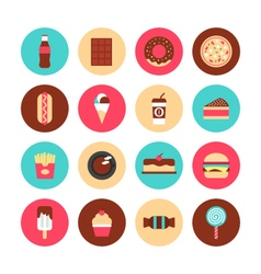 394bakery icon setvs vector