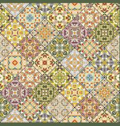 Square scraps in oriental style vector