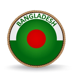Bangladesh seal vector