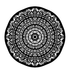mandala Ethnic decorative elements vector image vector image