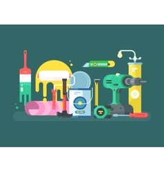Tools for repair vector