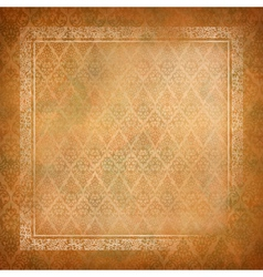 Vintage abstract retro colorful background vector image vector image