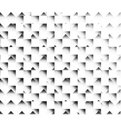 Neat pattern of harmony black and white tone vector