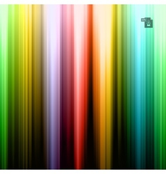 Colorful striped abstract background vector