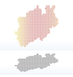 North rhine-westphalia germany vector
