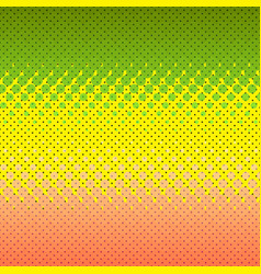 Colorful halftone background dot colorful vector
