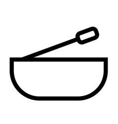 Incense icon vector