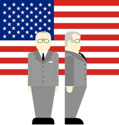 Roosevelt vector image vector image