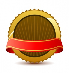 round element vector image