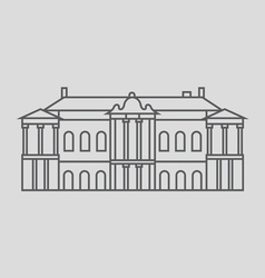 Catherine palace vector