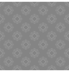Seamless texture on grey element for design vector