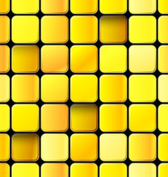 Abstract seamless background of different blocks vector