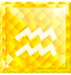 Pisces Aquarius vector image vector image