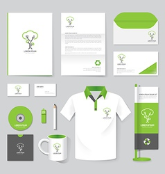 Brochure flyer magazine folder t-shirtcover book vector