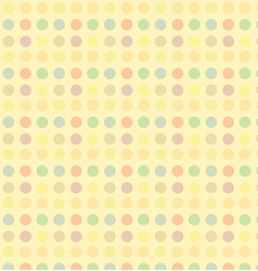 Dot seamless 2 vector