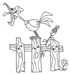 Royalty free rf clipart mascot cartoon character a vector