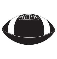ball for Rugby vector image vector image