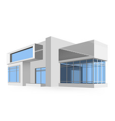 House models vector