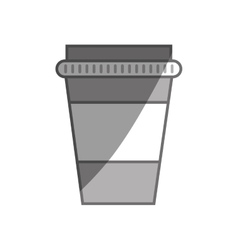 Drink glass beverage icon vector