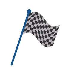car racing related icon image vector image vector image