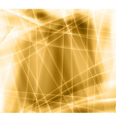 Gold background abstract vector