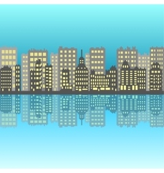 Set of pixel small building vector