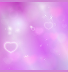 Valentines day background with stipe texture and vector