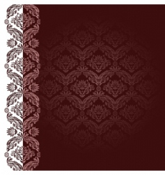 Claret background vector