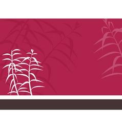 Oriental background vector