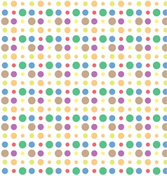 Dot seamless 4 vector