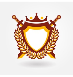 blazon design vector image
