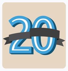 20 1 vector image