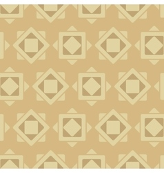 Ancient rhombus pattern vector