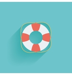 Summer icon vector