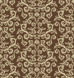 Decorative seamless vector