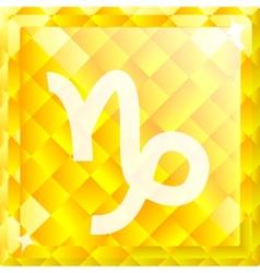 Pisces Carpicorn vector image vector image