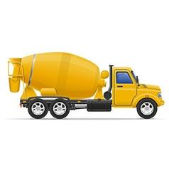Cargo truck 21 vector
