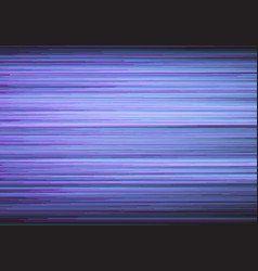 Digital glitch background distorted signal big vector
