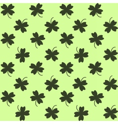clover vector image