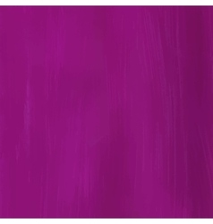The texture of the purple colored paint on paper vector image vector image