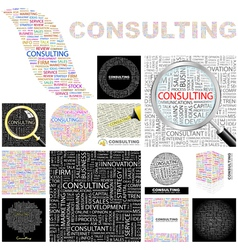 Consulting vector