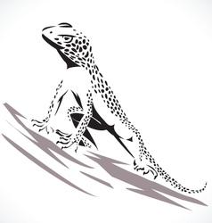 Lizard 2 vector