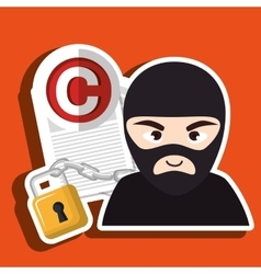 Confidencial segurity information doc vector