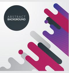 modern diagonal abstract background design vector image
